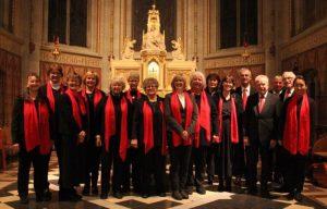 Chor Cantare in Büttgen